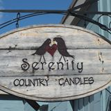 BOOK SIGNING – OCTOBER 25TH – SERENITY Country Candles